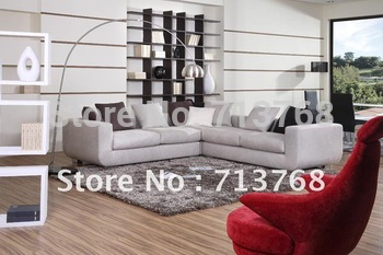 Modern furniture / living room fabric sofa / popular sofa / sectional sofa MCNO503