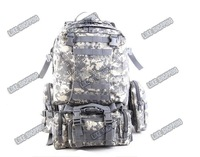 tactical bag Multifunctional Knapsack Backpack Shoulder Bag ACU free ship