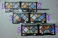 Best Selling 2012 Makeup! 12 Pcs New Arrival 18g 10 Colors Eye Shadow Palette! M0360012