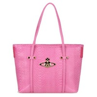 new lady large shoulder Crocodilia link bag,pink,white color, nice bag,free shipping