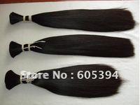 human hair extension 18 inch 200g  Chinese human hair bulk