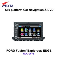 FORD Fusion Exploreer EDGE 7.0 inch HD touchscreen dvd navigation radio V-6 Disc 3G PIP S60 platform