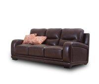 Modern furniture / living room leather sofa / 3 seater sofa /  MCNO0638