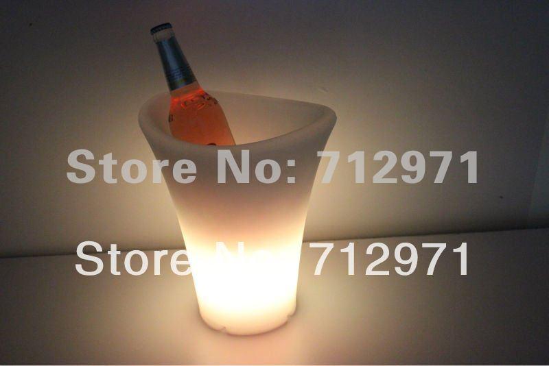 glowing icebucket and champange pot(China (Mainland))