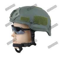 Tactical Helmet with SOPMOD NVG Mount(MH-HT-OD)