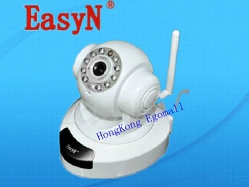 EasyN F2-M176 Economical  IP Camera support  cellphone  IR 20m Wireless Wifi  S003