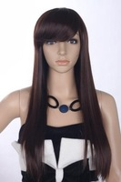 Парик 3 Color Stylish Lady wavy wigs lace Wig long hair wigs Fashionable BOB style cosplay