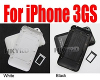 1PC Back Housing Cover Case For iPhone 3GS 16GB/32GB(1/2Color) C1020