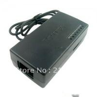 Кабели, переходники и розетки для авто 3 Socket Car Cigarette Lighter Charger USB Port Adapter
