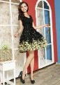 M/L/XL/XXL/XXXL/XXXXL/XXXXXL Woman fashional dress O-neck female flower dress 4colors