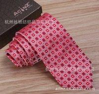 Business dress casual marriage tie twill polyester silk necktie box
