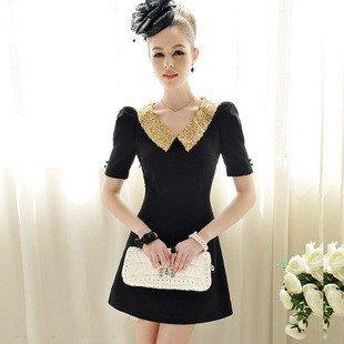 купить Женское платье ! vintage s XL 120816-3 недорого