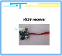 Free shipping, Receiver set V929-06 Parts for WL V929 Beetle/quadcopter/ladybird/X-COPTER 4CH 2.4GHZ 3D Gyro RC Helicopter
