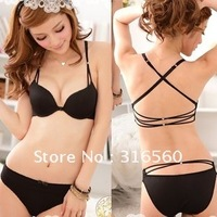 Best selling!!Hot ladies brassiere, sexy bra set, Popular Underwear bras sets Nude AB cup Free shipping 1pcs