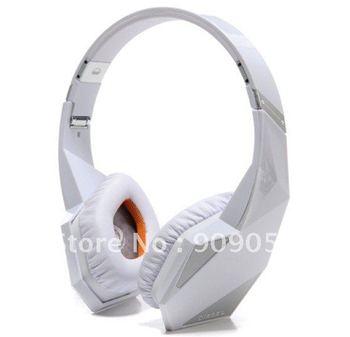 EMS 2012 New White, Pro Headphones the DJ Headset 3.5mm Free Shipping