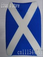 Brand New blue scotland  flag mobile case /pouch 20pcs/lot +Free Shinpping