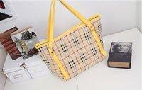 2012 New Korea Fashion Style Women's PU Leather Handbags/bags/purse Lady Tote Shoulder Bags #264