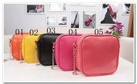Wholesale New Star Fashion Ladies Bags/hangdbags/purse Women's Casual HandBag Women PU Bag Solid Color Design #090