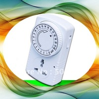 24 hours timer socket mechanical type time switch 2200W 10A for Energy saving Household appliance