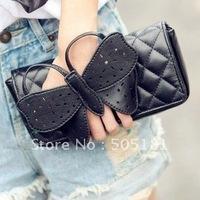 hot handbag butterfly fashion bag evening bags day clutches satchels hobos women fashion shoulder bag gift free shipping  2pcs