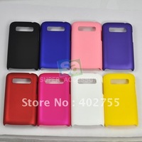 Plastic Rubberized Rubber Hard Case Cover Skin for LG Univa E510 Free Shipping