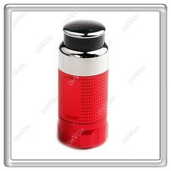 K5Q LED Rechargeable Car Cigarette Lighter Torch Mini Focus Flashlight Socket(China (Mainland))