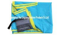 Waterproof mat of tent