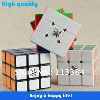 Retail 1pcs/lot Dayan V zhanchi 3x3x3 magic cube Dayan speed cube full color all Assembled +FREE shipping