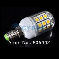 LED bulb 3.2W E14 Warm White Light LED Lamp with SMD5050 30 LED 360 Degree Spot Light Free Shipping