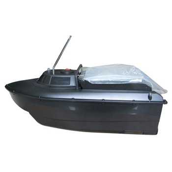 Newest JABO-2D JABO 2D RC Bait Boat with Fish Finder, Head light, Backward and Spot turning ---Upgarded Edition of Jabo-2B 2BS