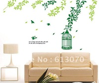 "20""*28""Bear Wall Stickers transparent Large Mural Children's bedrooms Sticker Decal Home Free shipping"