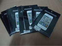 50pcs/lot Free shipping  Anti-Glare  Full Body (Front +Back) Screen Protector For iPhone 4 4G 4S  With Retail Package  IF-0321