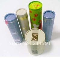 Cosmetics Gift Packages Paper Tube ,Box Printing