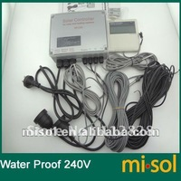 CONTROLLER of SOLAR WATER HEATER, water proof, 240V, design for Australia Newzealand