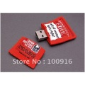MOQ 1pcs  promotional gift pvc USB Taco Bell Border Sauce  flash drive  4gb 8gb 16gb 32gb+Free shipping