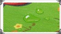 Free shipment  200*180CM  Baby crawling pad / crawling pad / plastic picnic mat
