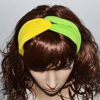 мода волосы аксессуары украшения hairwear Крест волос Заколки для клип цвет микс h94