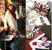 5pcs/1lot New style Lovely England National flag HandBag Shoulder Bag