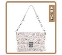 WHOLESALE Hot Sale 2 Colour Genuine Leather Women Handbags Fashion Designer Lady's Messenger Shoulder Bags #8806