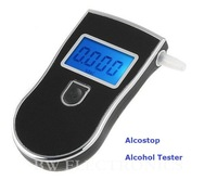 8pcs/lot, Prefessional Police Digital Alcohol Tester Breathalyzer, Freeshipping, Dropshipping