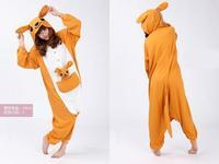 Home table costume lovers tiggerific cartoon animal phalanger one piece sleepwear
