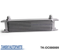 Tansky - British Type 9-Row Engine Oil Cooler / AN8 TK-OC000009 Have in stock!