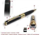 Fashion Pen Camera 1280*960 +8GB Micro SD Card Camera Hidden Camera Popular Product