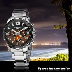 Waterproof 3ATM WR Original EYKI Mens Sports Quartz Analog Watch Free Shipping A $ 20 WE8572(China (Mainland))