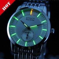 Wholesale Brand Tritium gas tube Military waterproof calendar watches Sport Style Mens Watch E6023