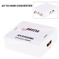 Mini AV to HDMI Converter(Scaler)