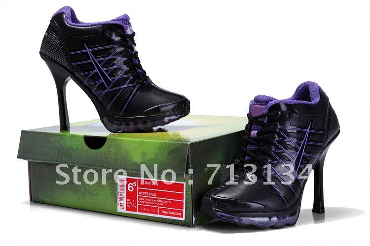 تشكيلة احذية رياضية بالكعب العالي للصبايا free-shipping-womens-sports-heel-shoes-2013-new-max-stripe-orders-women-s-black-purple.jpg