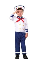 Halloween clothing/Birthday suit /stage clothing/Small the captains of the army dress