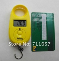 Free shipping Mini portable electronic scale 25kg/5g with Reatil box