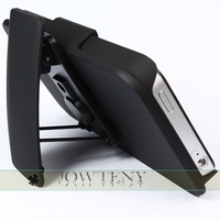 Free shipping + NEW Belt Clip Rotate Holder Stander Kickstand Holster Slide Hard Case Cover For iPhone 4 4G 4S